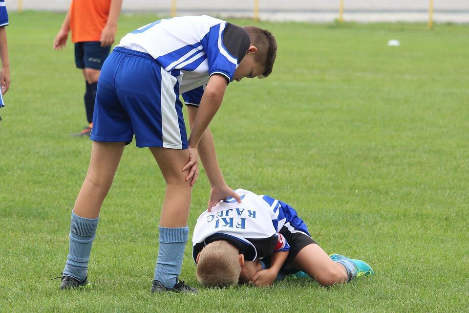 Lesiones comunes en el fútbol