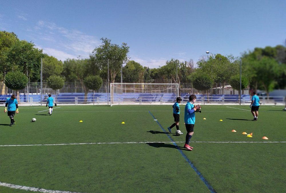 XV Campus de la Escuela de Fútbol Alcázar de San Juan