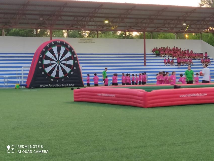 XVI Campus de Verano de la Escuela de Fútbol